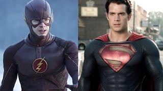 Fastest-Man-Alive-Flash-vs-Superman width=