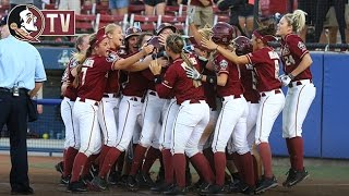 Womens College World Series Highlights