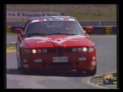 Alfa Romeo. Test in pista ABS (parte 1)