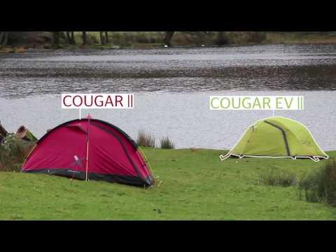 OEX Cougar EV II Tent