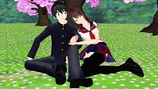 getlinkyoutube.com-(MMD) I WANT MY SENPAI BACK