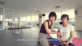 getlinkyoutube.com-Tập Yoga tại nhà | Hướng dẫn Cách thở - tăng cường sức khỏe. | Tập Yoga cùng Đại sứ Yoga Việt nam