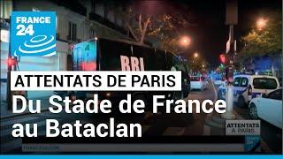 getlinkyoutube.com-Images amateur - Du Stade de France au Bataclan : 6 attaques terroristes coordonnées en 33 minutes