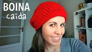 getlinkyoutube.com-Cómo tejer una Boina Caída (Slouchy Beanie) a Crochet - ENGLISH SUBS ¡TUTORIAL ANIVERSARIO!