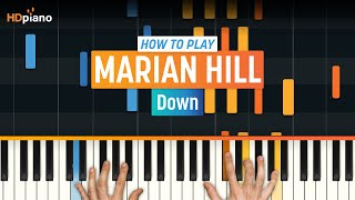"""How To Play """"Down"""" by Marian Hill 