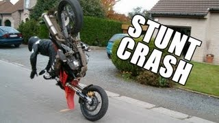 getlinkyoutube.com-Stunt crash compilation