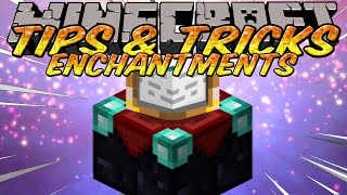 getlinkyoutube.com-Minecraft Tips and Tricks - Enchanting guide - Enchantment Efficiency 101