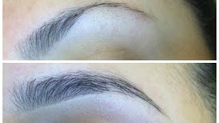 getlinkyoutube.com-How I grew my eyebrows in 2 MONTHS! | Makeup By Leyla