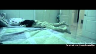 getlinkyoutube.com-Real Ghost Caught on Video: Little Girl Dragged Out of Bed