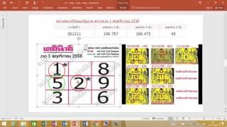 getlinkyoutube.com-แม่นระดับเทพ เมื่อเลขเด่นหวยเดลินิวส์ชนกับเจ้าพ่อชุนฮง เข้าทุกงวด แนวทางงวด 30/12/58