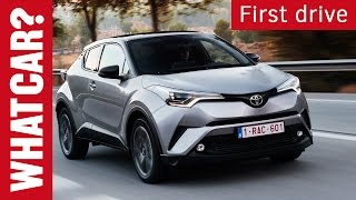 getlinkyoutube.com-Toyota C-HR review | What Car? Short