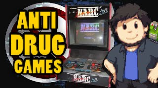 getlinkyoutube.com-Anti Drug Games - JonTron