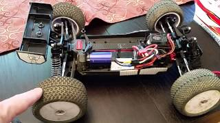 Losi Mini 8ight T Upgrade