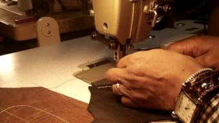 getlinkyoutube.com-How to select a Sewing Machine for Making Leather Products