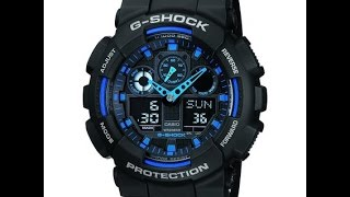 getlinkyoutube.com-How to Tell G Shock is Fake or Real : The easiest way to find out is to..