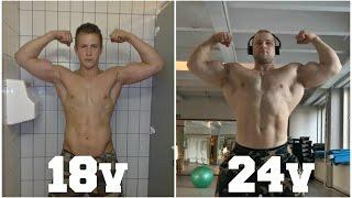getlinkyoutube.com-60kg transformation | PT Vatanen