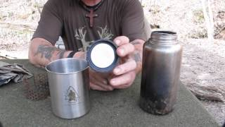 getlinkyoutube.com-Product Review #2, The Pathfinder SS Water Bottle and Cup