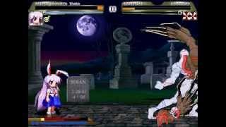 getlinkyoutube.com-David's MUGEN Reisendent Udonvil Udonge vs. Biohazard Round 2