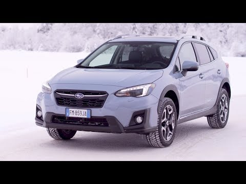 2018 Subaru XV - Snow Driving