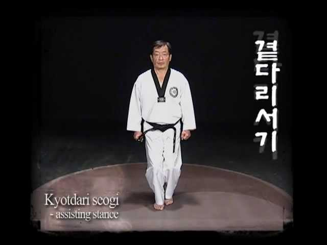 Basic motions 1, Kukkiwon.Vol_1