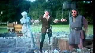 getlinkyoutube.com-Robin Hood, Men In Tights: Good To Be Home