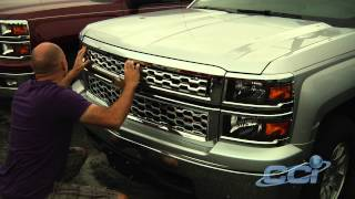 getlinkyoutube.com-CCI Grille Overlay Upgrades 2014 Silverado