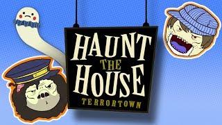 getlinkyoutube.com-Haunt the House: Terrortown - Steam Train