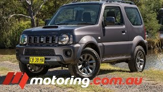 getlinkyoutube.com-2015 Suzuki Jimny Sierra Review