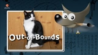 getlinkyoutube.com-Gimp - Der Out-of-Bounds Effekt Tutorial [DE]
