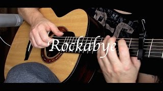 Clean Bandit - Rockabye ft. Sean Paul & Anne-Marie - Fingerstyle Guitar