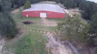 River Run Farm Drone Overview