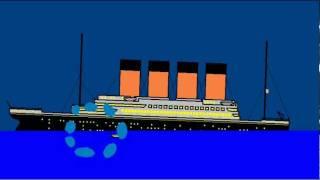 getlinkyoutube.com-Pivot Titanic Sinking (Better)
