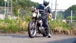 getlinkyoutube.com-KAWASAKI W650 Frisco Custom 1506040470 t