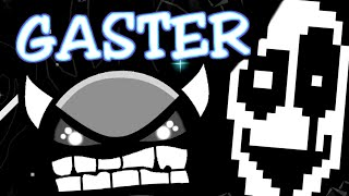 getlinkyoutube.com-Gaster! Geometry Dash Demon