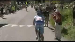 getlinkyoutube.com-Tour De France 2008 Stage 17 Alpe D'Huez Part1