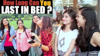 getlinkyoutube.com-College Girls On How Long Should A Guy Last in Bed (18+) | ANB Team