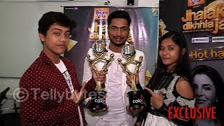 getlinkyoutube.com-EXCLUSIVE ! Teriya Magar won Jhalak Dikhla Jaa Season 9 !
