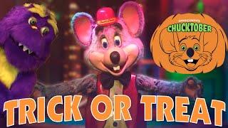 Trick or Treat - Chuck E. Cheese's East Orlando