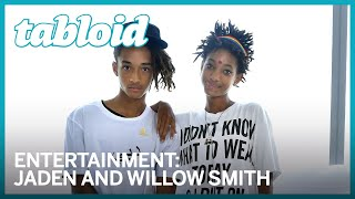 getlinkyoutube.com-Jaden and Willow Smith are the latest stars in Dubai for DSS