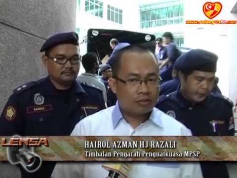 Operasi Rumah Urut Majlis Perbandaran Sepang - LENSA