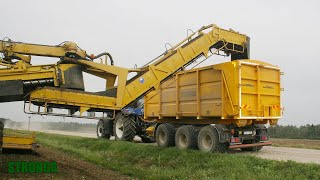 Stronga HookLoada 260 - Efficient sugar beet harvest transport