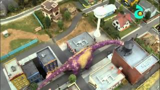 getlinkyoutube.com-قطار الديناصورات