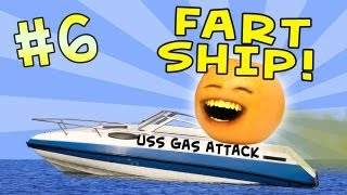 getlinkyoutube.com-Annoying Orange - Ask Orange #6: Fart Ship!