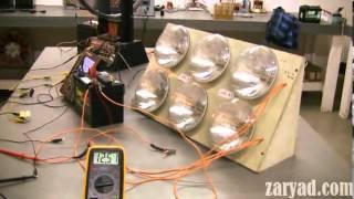 getlinkyoutube.com-Энергия из вакуума 7 Импульсная технология Теслы