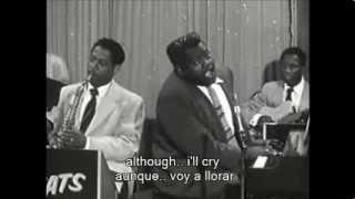 getlinkyoutube.com-Fats Domino - Ain't That A Shame - 1955 - (subtitulada)