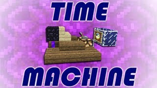getlinkyoutube.com-Minecraft Time Machine
