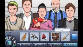 getlinkyoutube.com-Criminal Case all cases (Victims,killers,evidence,suspects) - Financial center - Grimsborough