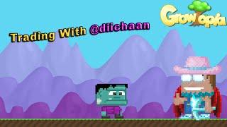 getlinkyoutube.com-Growtopia - Trading With @diichaan!