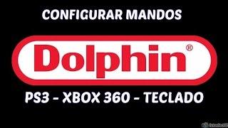 getlinkyoutube.com-Cómo configurar mando PS3, Xbox 360 y teclado para el Emulador Dolphin 4.0.2   Full HD [2014]