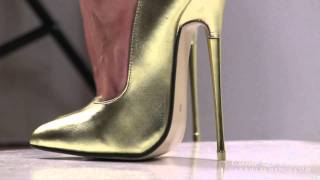 getlinkyoutube.com-ForeverHeels: Carrie LaChance wears style SP16 High Heels